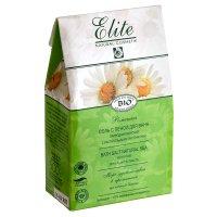 Соль для ванн с пеной ELITE ромашка 500г