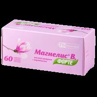 Магнелис В6 Форте таб. п/пл. об. №60
