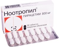 Ноотропил таб. п/об. 800мг №30
