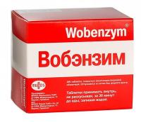 Вобэнзим таб. п/об. №200