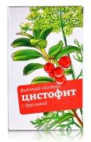 Чайный напиток АЛТАЙ №28 Цистофит с брусникой пак.-фильтр 2г №30