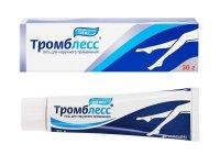 Тромблесс туба(гель д/наружн. прим.) 1000ЕД/г 30г №1