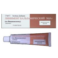 Линимент бальзамический (по Вишневскому) линим. 30г