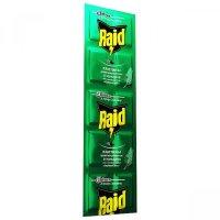 Рейд-пластины от комаров пластины №10 (эвкалипт)