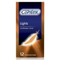 Презерватив CONTEX №12 Lights (особо тонкие)