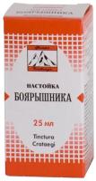 Боярышника настойка фл. 25мл