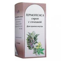 Термопсиса сироп с солодкой строп фл. 100мл (инд.уп)