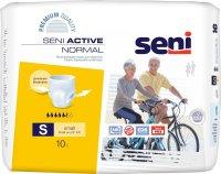 Подгузники-трусики для взрослых SENI ACTIVE Normal Small №10