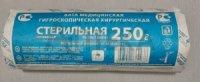 Вата РОЗОВЫЙ ФЛАМИНГО хирург. стер. 250г