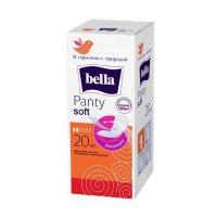Прокладки гигиенические BELLA PANTY Soft №20 (оранж.)