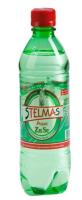 Вода питьевая СТЭЛМАС 0,6л (газ.)
