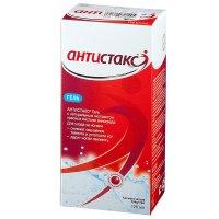 Антистакс гель гель 125мл