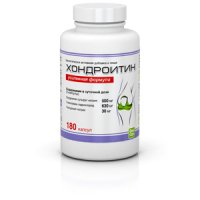 Хондроитин усиленная формула