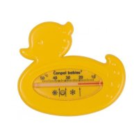 "Термометр CANPOL BABIES ""Утка"" д/воды (арт. 250930621) жел."