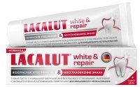 Зубная паста ЛАКАЛЮТ White Repair (безопасное отбеливание и восстановление эмали) 75мл