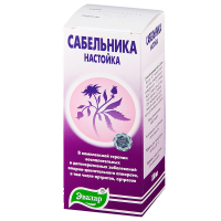 Сабельник-Эвалар фл.(настойка) 50мл