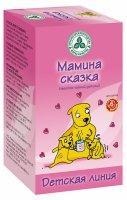 Чайный напиток МАМИНА СКАЗКА д/дет. пак.-фильтр 1,5г №20