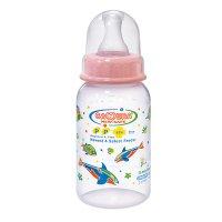 Бутылочка детская CAMERA 51345 многоцветный рисунок 140мл